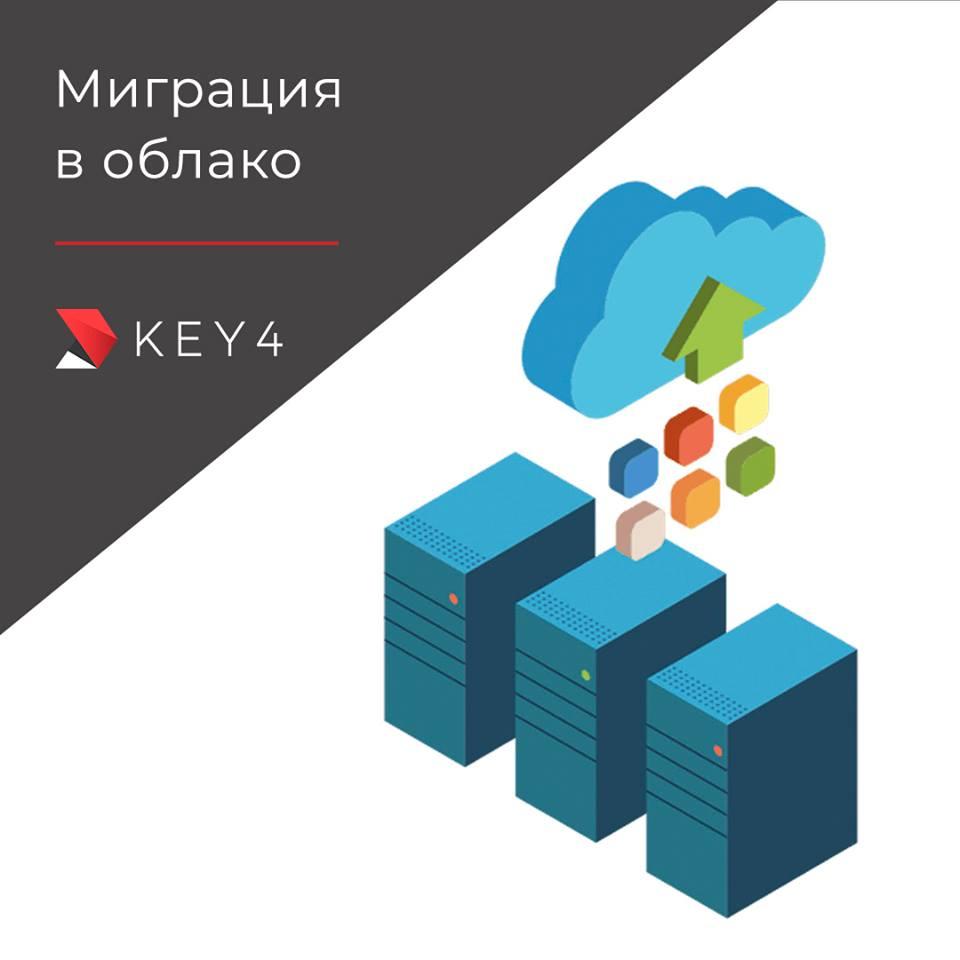 Миграция в облако эффективная IT-структура предприятия.